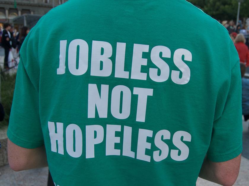 pengangguran di Depok