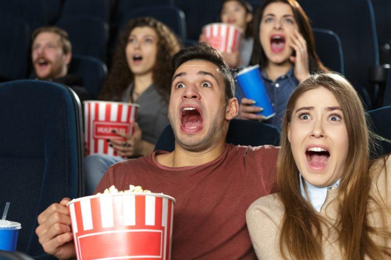 bioskop di depok