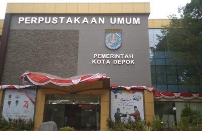perpustakaan umum kota depok